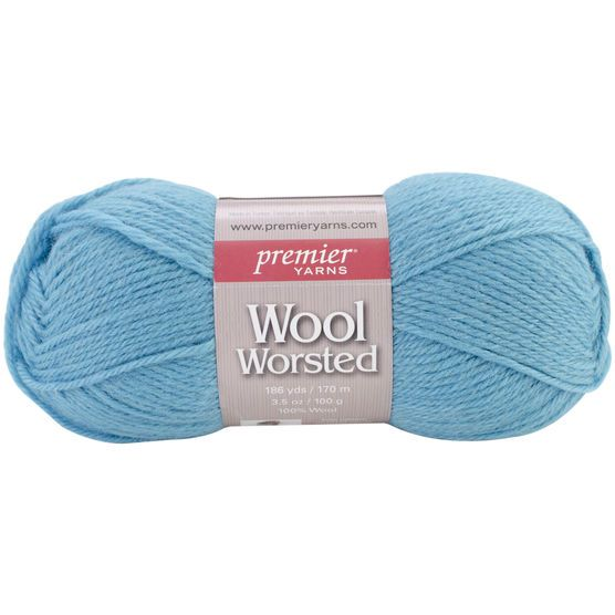 Worsted Weight Yarn : Weights