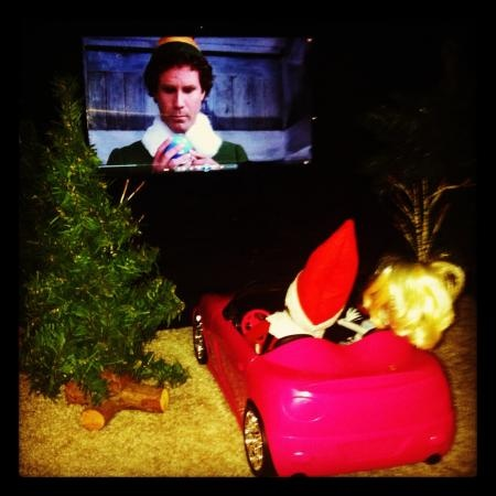 "to go see ""Elf"". VOTE for your favorite photos in our Elf on the Shelf ..."