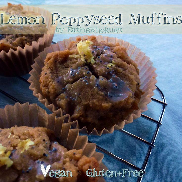 Lemon Poppy Seed Muffins | Rise & Shine: Breakfast Items | Pinterest