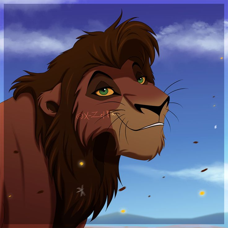 Lion king kovu - photo#11