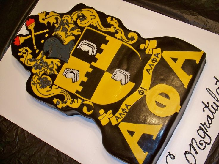 alpha phi alpha cakes