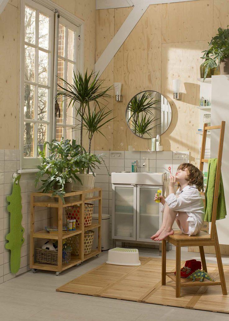 Badkamer Romantisch Maken ~ af met bamboe de r?grund stoel is gemaakt van duurzaam bamboe