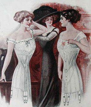 1910 corset