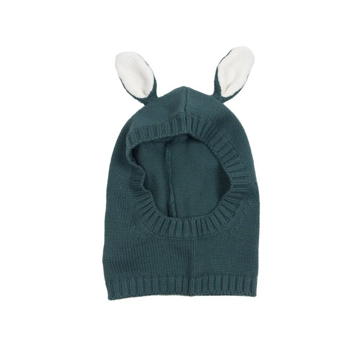 STELLA MCCARTNEY 'Hoppy' Knitted Hat Green