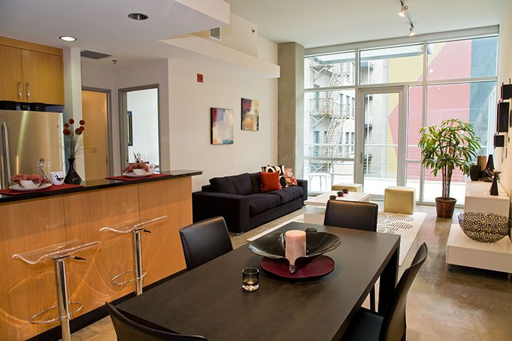 Downtown Dallas Lofts And Apartments Pinterest
