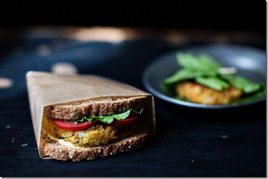 Zucchini Quinoa Veggie Burger | Recipes | Pinterest