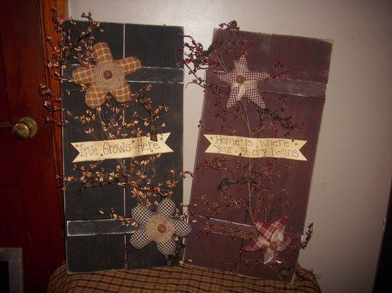 Pinterest Primitive Decorating Ideas 2015 Personal Blog