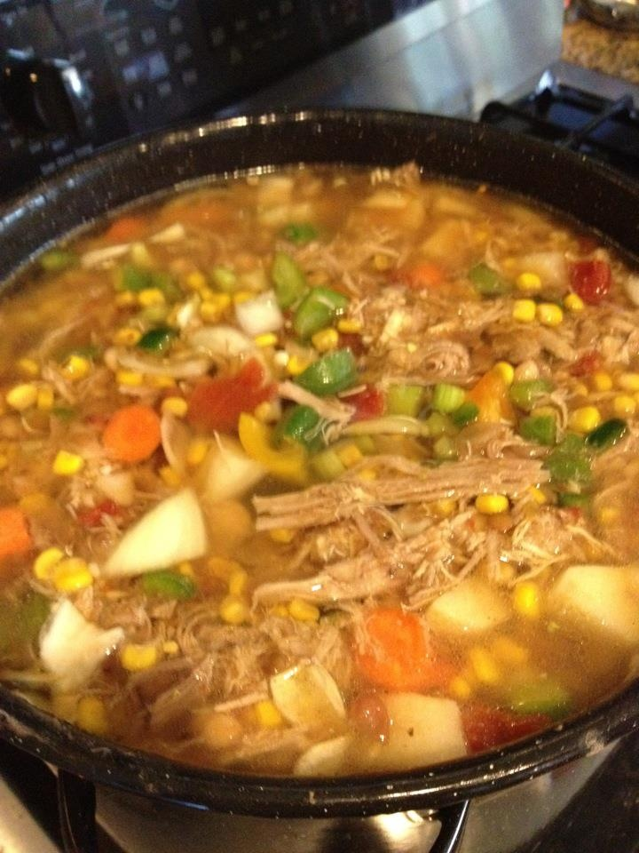 Canning Homemade!: Kentucky Burgoo - Canning a Crazy Soup!