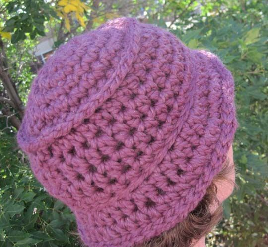 Crochet Hat Pattern Super Bulky Yarn : Chunky Bucket Hat Crochet Creations [Hats] Pinterest