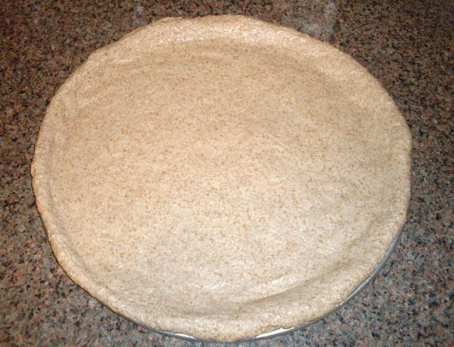 Whole Wheat Pizza Crust | recipes to try | Pinterest