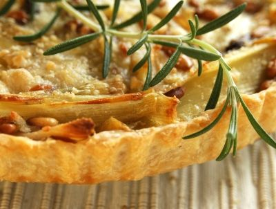 Ham and Leek Tart | Yummy food stuff and delicious cocktails | Pinter ...