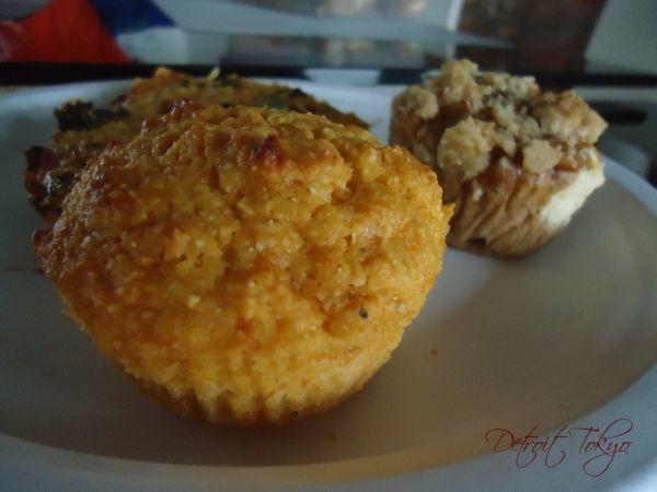 Sweet Potato Cornbread Muffins | My Recipes | Pinterest