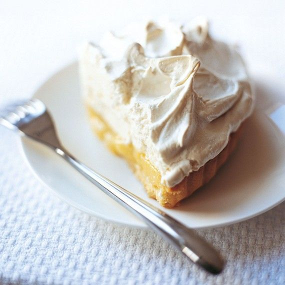 Lemon and Lime Meringue Pie - Woman And Home