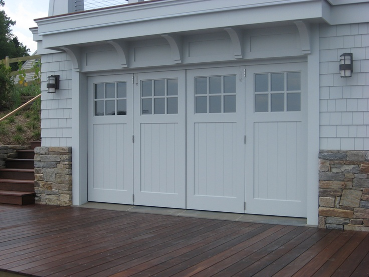 Vertical Fold Garage Door Home Decor Pinterest