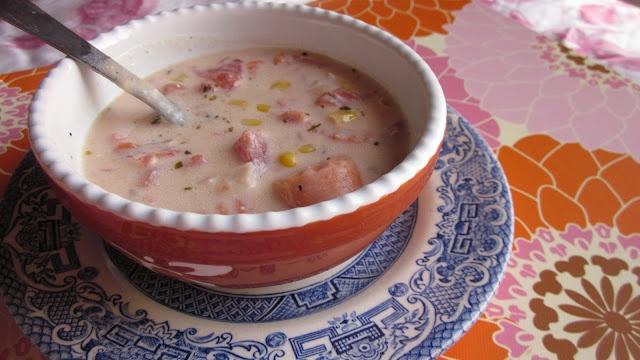 creamy tomato-parmesan soup | brown bag lunch | Pinterest