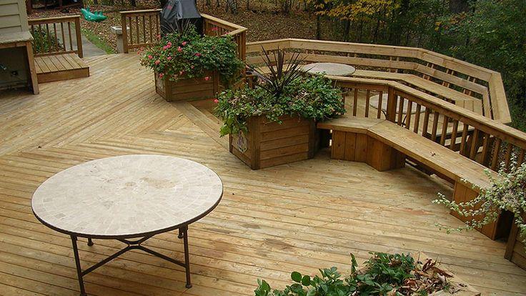 Multi Level Backyard Designs Various Design