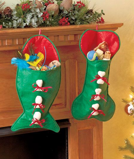 Pin by amy n withers on christmas love 39 s pinterest for Fish christmas stocking