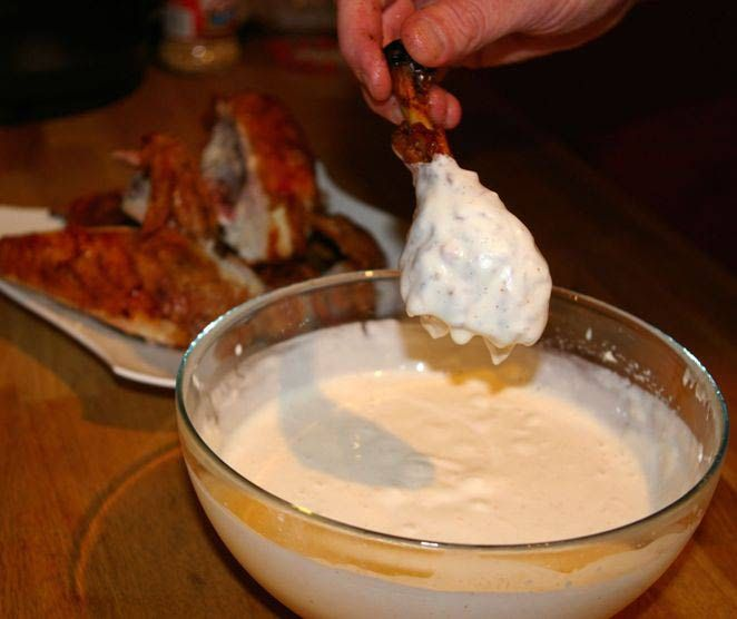Alabama White Barbecue Sauce | Recipes - Low Carb | Pinterest
