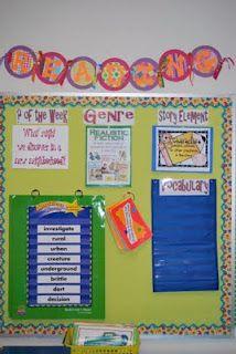 Mrs. Lee's Kindergarten: classroom pics