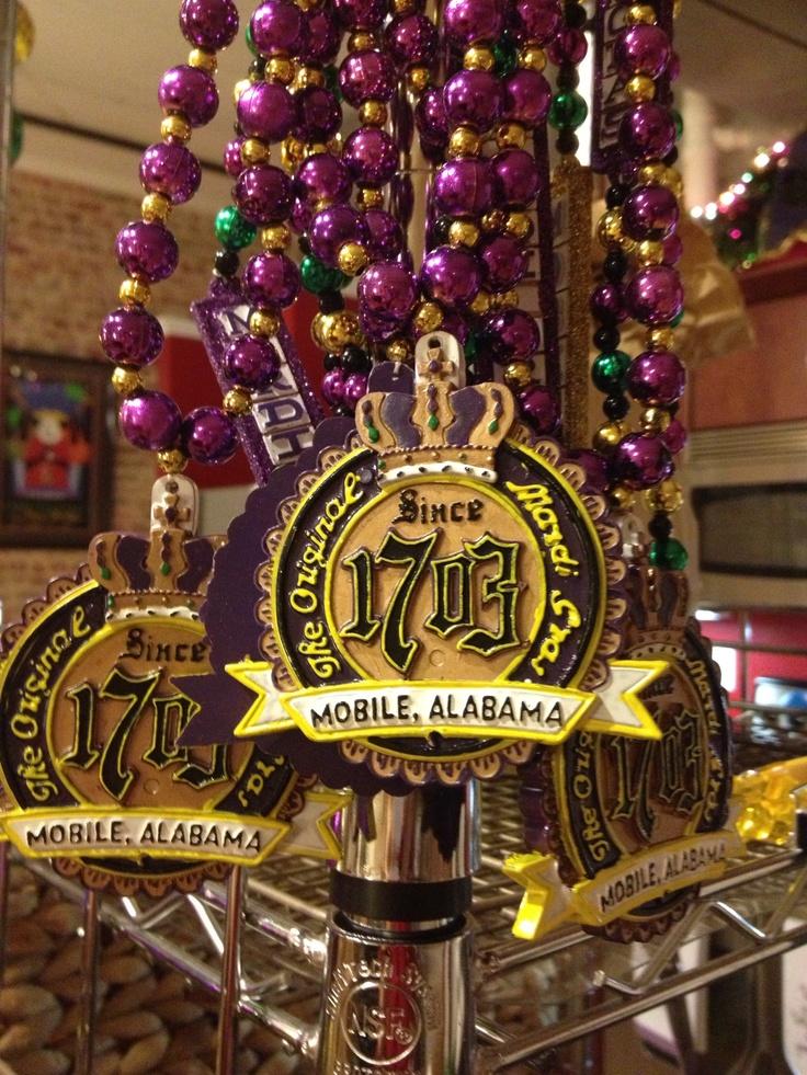 The ORIGINAL Mardi Gras - Mobile, AL!