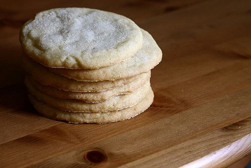 giant sugar cookies | dessert | Pinterest
