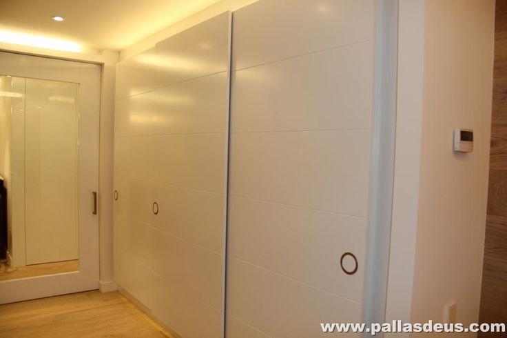 Puertas correderas armarios empotrados armarios pinterest - Puertas plegables armarios empotrados ...