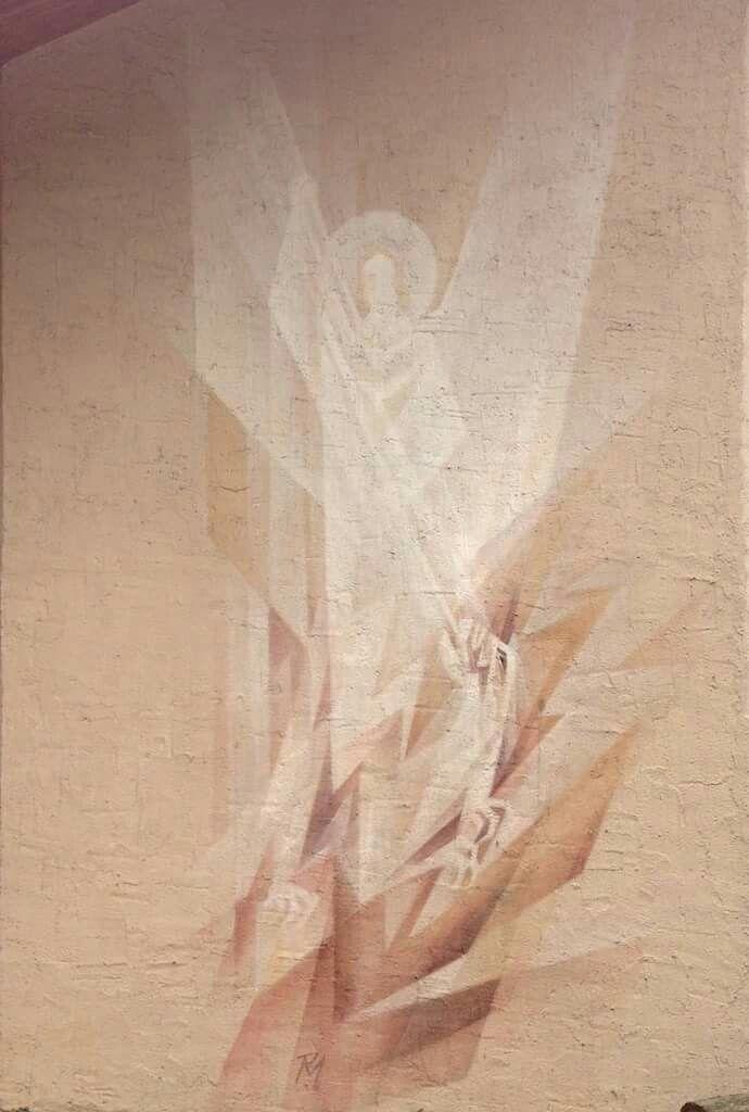 Amselhof Kunstdrucke arcanjo micael por natalya yeshchenko arte antroposófico