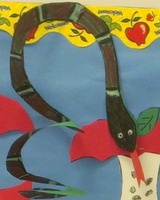 Adam & Eve Crafts and Activity (Free)