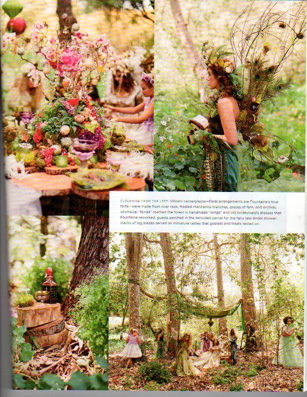 card wallet  Samantha Bonsteel on Fairy wedding ideas
