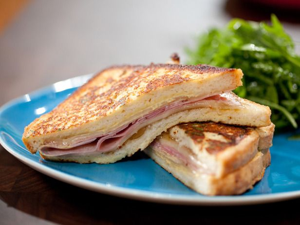 Monte Cristo Sandwich | Food recipes | Pinterest