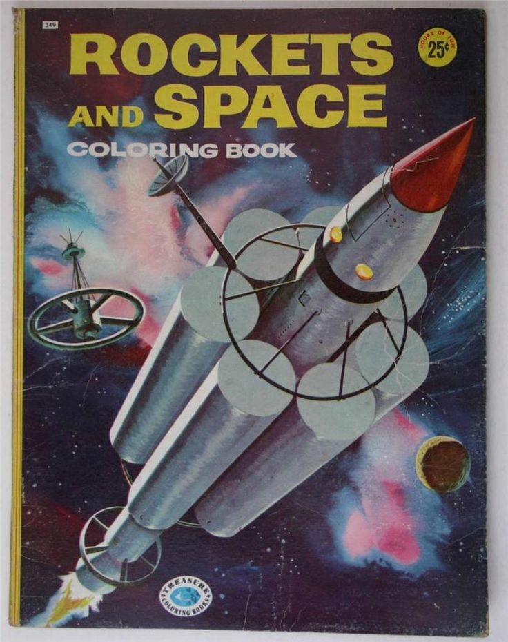 space rocket book - photo #15
