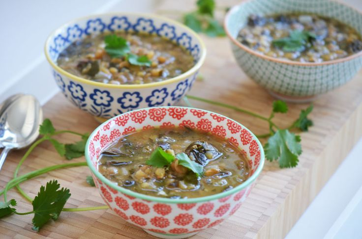 Lentil Soup With Sausage Chard And Garlic Smitten Kitchen ...