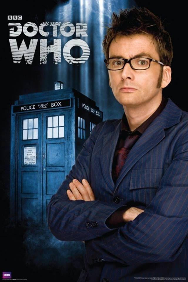 10th Doctor - David Tennant | wibbly wobbly timey wimey ...