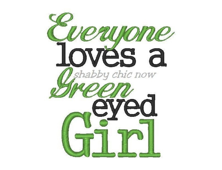 Pictures of Green Eyes Girl Quotes   kidskunst.info
