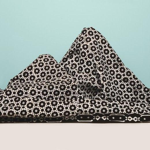 pin coupon de tissu lin et coton motifs tissus couture par. Black Bedroom Furniture Sets. Home Design Ideas