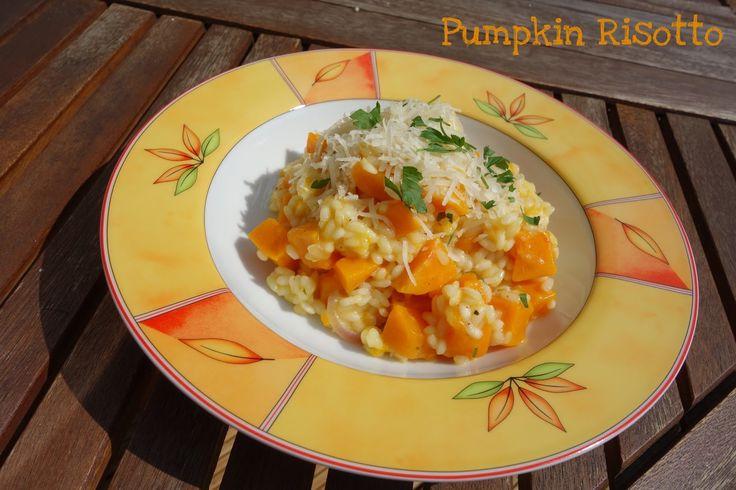 Pumpkin Risotto | Food | Pinterest