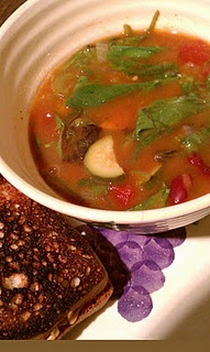 The BEST Vegan Vegetable Soup ever! | Cooking | Pinterest