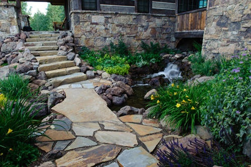 Rocky Mountain Trees Amp Landscaping Garden Ideas Pinterest
