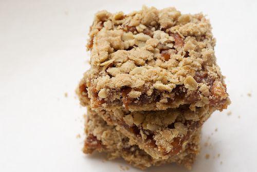 Caramel Apple Bars | Bake or Break