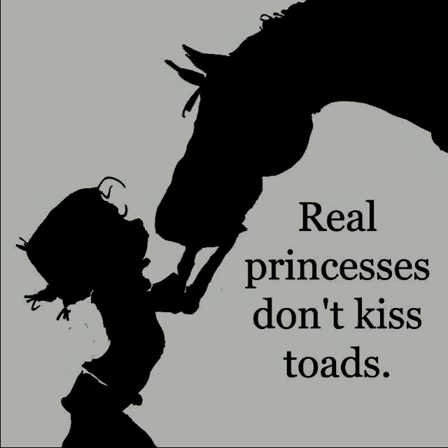 Truth is... I can't wait for my children to fall in love with horses as much as I have