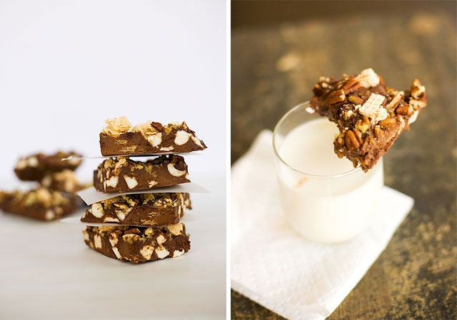 nO bake frOzen smOres | E a t | Pinterest