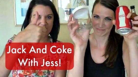 Good old Jack and Coke!