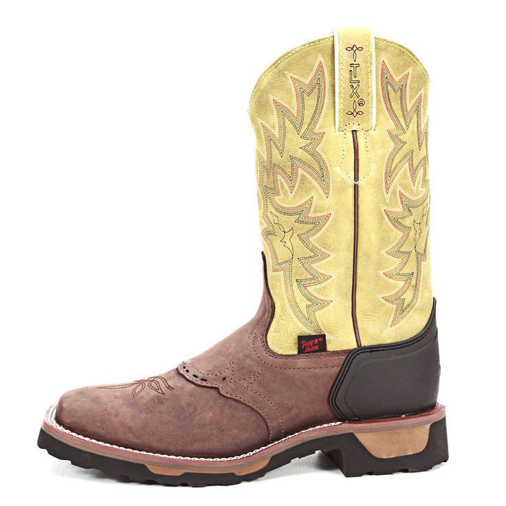 Tony lama tlx square toe work boots dax pinterest