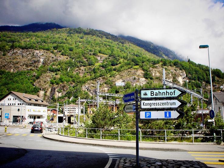 Brig Switzerland  city photos : Brig, Switzerland | The World that I've Seen.... | Pinterest