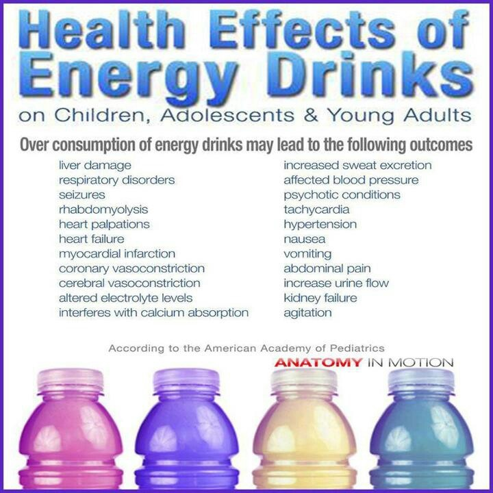 how to make a healthy energy drink