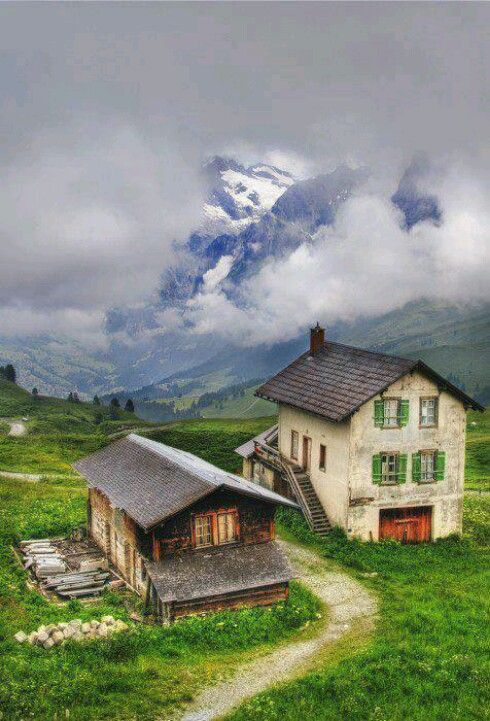 Swiss Alps Sheep Herder 39 S Home Mural Pinterest