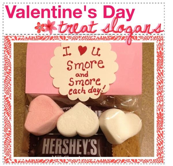 valentine's day slogans list