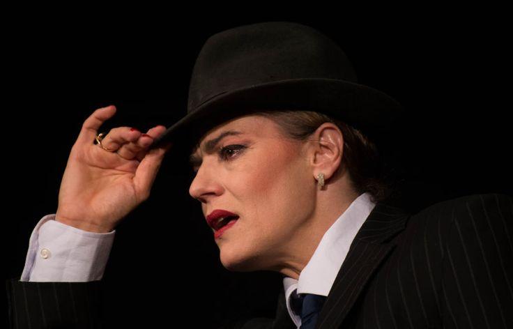 Maia Morgenstern, Tonight Lola Blau, fot. Georg Kreisler
