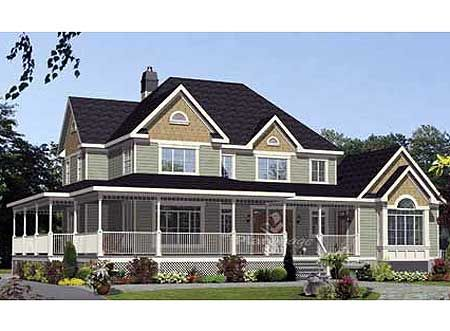 Prestigious multigenerational home plan for Multi generational home designs