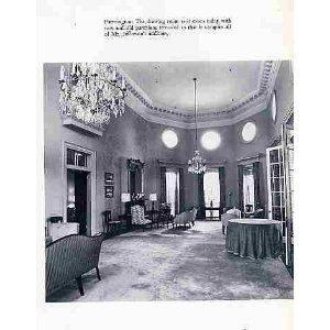 Thomas Jefferson ARCHITECTURE BOOK Neo-Classical Interior Design Early ...